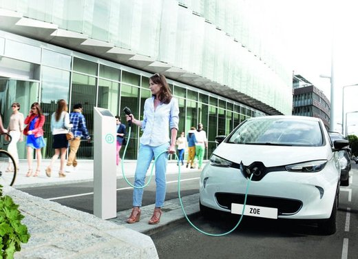 Renault Zoe a Citytech Milano il 28 e 29 ottobre 2013 - Foto 12 di 15