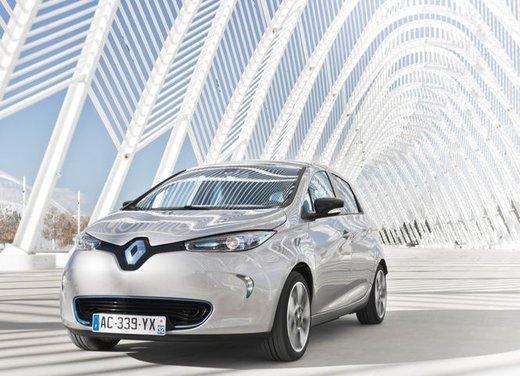 Renault Zoe a Citytech Milano il 28 e 29 ottobre 2013 - Foto 3 di 15