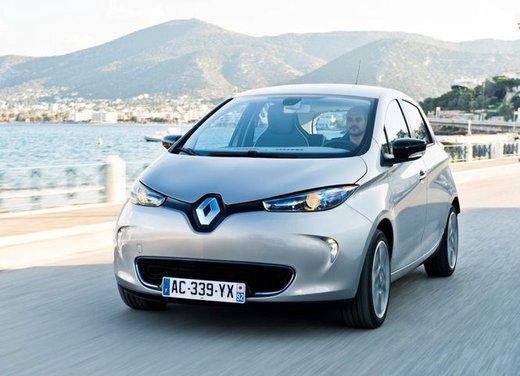 Renault Zoe a Citytech Milano il 28 e 29 ottobre 2013 - Foto 4 di 15