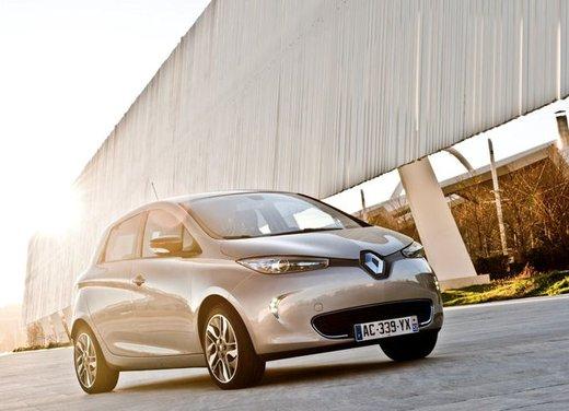 Renault Zoe a Citytech Milano il 28 e 29 ottobre 2013 - Foto 8 di 15
