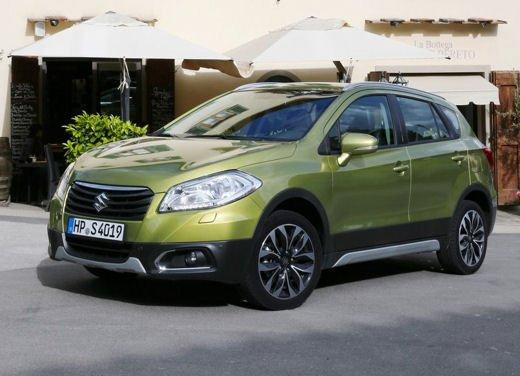 Suzuki S-Cross al prezzo di 16.900 euro in promozione fino al 31 ottobre