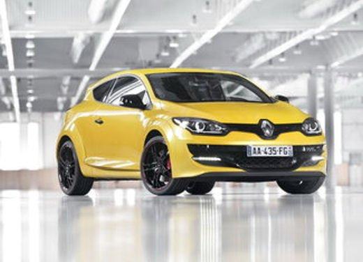 Renault Megane RS restyling - Foto 1 di 9