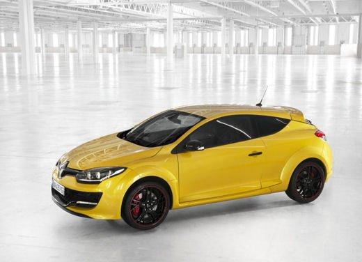 Renault Megane RS restyling - Foto 2 di 9