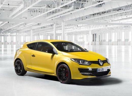 Renault Megane RS restyling - Foto 3 di 9