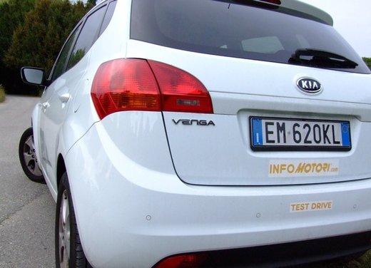 Kia Venga: provata su strada la versione a gpl - Foto 6 di 17