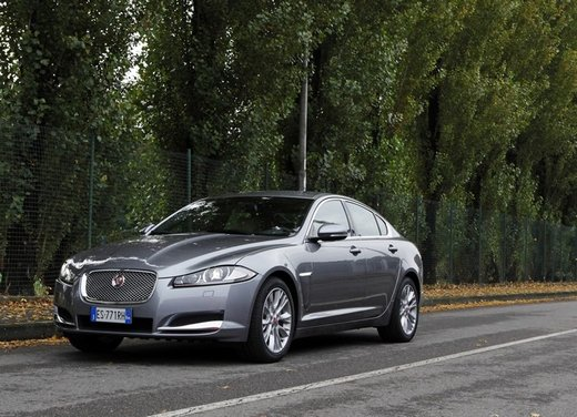 Jaguar XF MY2014