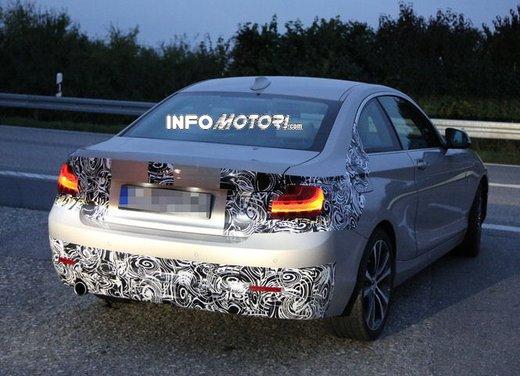 BMW Serie 2 Coupè nuove foto spia - Foto 8 di 12