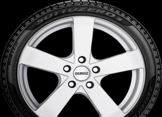 Gli pneumatici invernali Pirelli pre-montati su cerchi Alcar