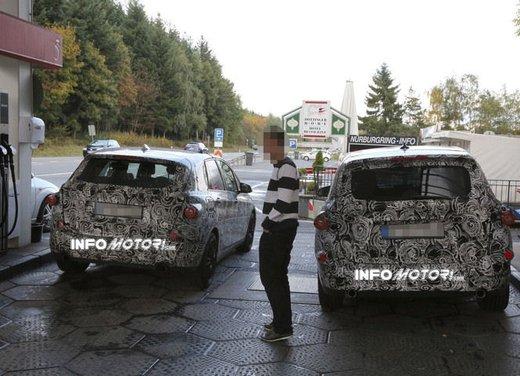 BMW Serie 1 GT foto spia delle versioni a 5 e 7 posti - Foto 7 di 19