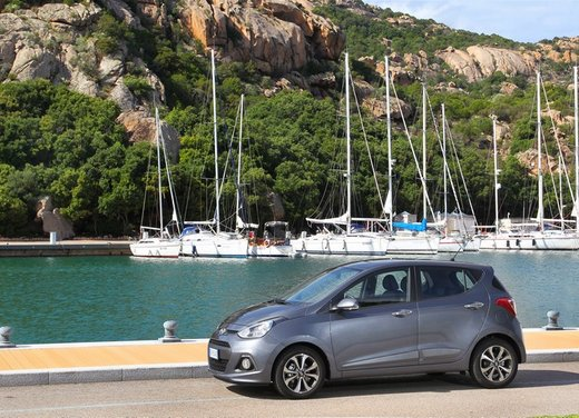 Hyundai i10 prodotta in Turchia - Foto 4 di 36