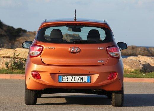 Hyundai i10 prodotta in Turchia - Foto 24 di 36