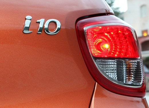 Hyundai i10 prodotta in Turchia - Foto 36 di 36