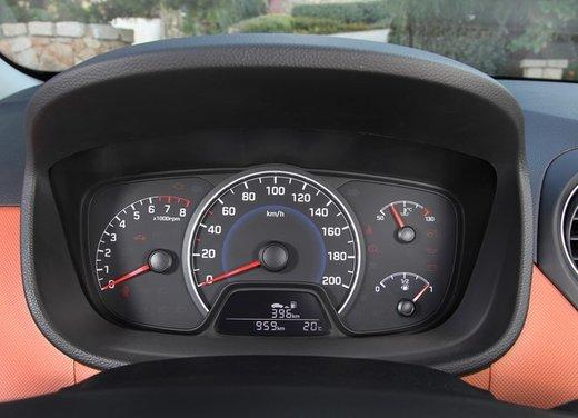 Hyundai i10 prodotta in Turchia - Foto 10 di 36