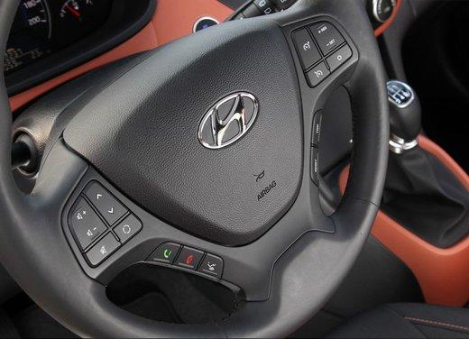 Hyundai i10 prodotta in Turchia - Foto 12 di 36