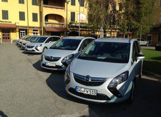 Opel Zafira Tourer 1.6 CDTI provata su strada - Foto 11 di 20