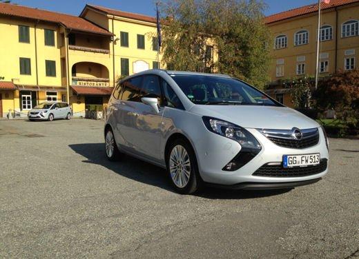 Opel Zafira Tourer 1.6 CDTI provata su strada