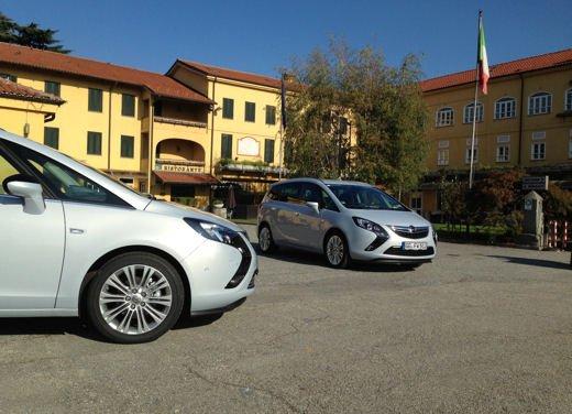 Opel Zafira Tourer a Metano, la monovolume più ecologica - Foto 13 di 20