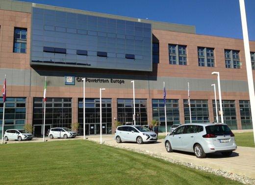 Opel Zafira Tourer 1.6 CDTI provata su strada - Foto 7 di 20