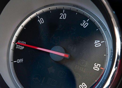 Opel Zafira Tourer a Metano, la monovolume più ecologica - Foto 18 di 20