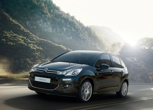Citroen C3 restyling GPL