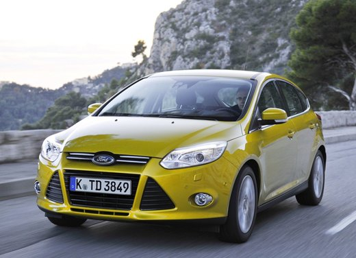 Ford Focus dispositivi di sicurezza