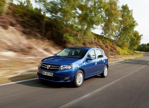 Dacia Sandero in promozione con rate da 145 euro al mese