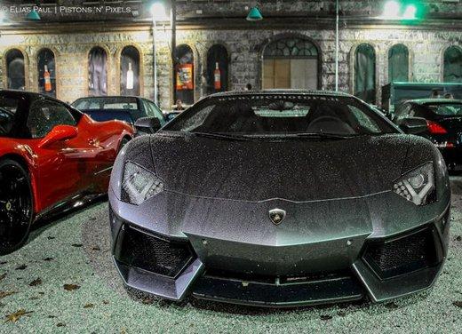 """Cars and Coffee a Torino """"La Notturna"""" - Foto 14 di 21"""
