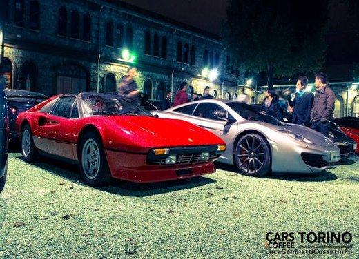 """Cars and Coffee a Torino """"La Notturna"""" - Foto 16 di 21"""