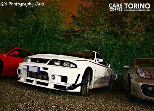 """Cars and Coffee a Torino """"La Notturna"""" - Foto 19 di 21"""
