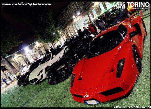 """Cars and Coffee a Torino """"La Notturna"""" - Foto 2 di 21"""