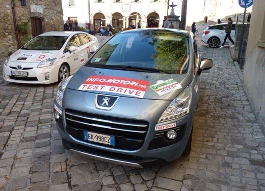Ecorally 2013 San Marino – Città del Vaticano, bene Infomotori.com con Peugeot 3008 Hybrid4 - Foto 19 di 28