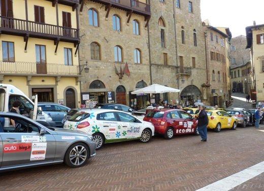 Ecorally 2013 San Marino – Città del Vaticano, bene Infomotori.com con Peugeot 3008 Hybrid4 - Foto 20 di 28