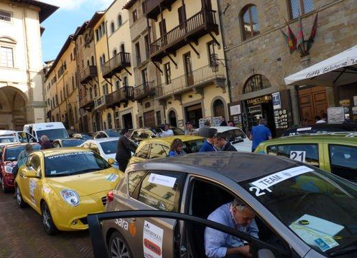 Ecorally 2013 San Marino – Città del Vaticano, bene Infomotori.com con Peugeot 3008 Hybrid4 - Foto 23 di 28