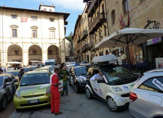 Ecorally 2013 San Marino – Città del Vaticano, bene Infomotori.com con Peugeot 3008 Hybrid4 - Foto 24 di 28