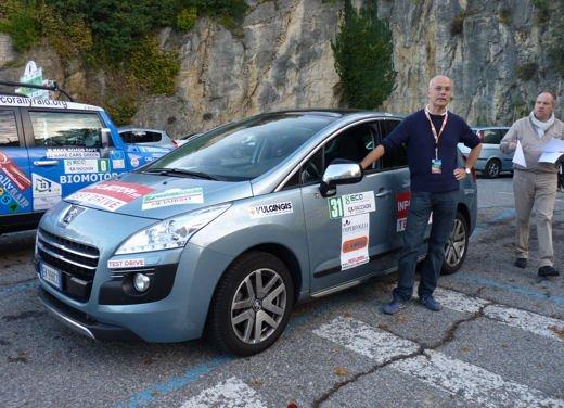 Ecorally 2013 San Marino – Città del Vaticano, bene Infomotori.com con Peugeot 3008 Hybrid4 - Foto 9 di 28