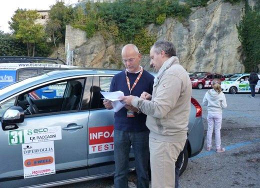 Ecorally 2013 San Marino – Città del Vaticano, bene Infomotori.com con Peugeot 3008 Hybrid4 - Foto 10 di 28