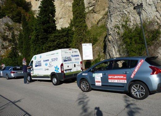 Ecorally 2013 San Marino – Città del Vaticano, bene Infomotori.com con Peugeot 3008 Hybrid4 - Foto 12 di 28