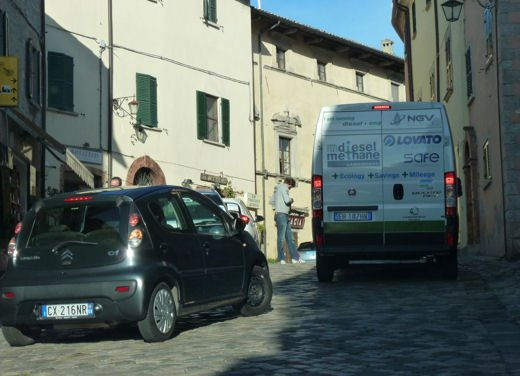 Ecorally 2013 San Marino – Città del Vaticano, bene Infomotori.com con Peugeot 3008 Hybrid4 - Foto 16 di 28