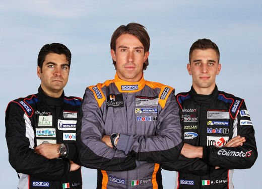 Porsche Carrera Cup Italia 2013: a Fulgenzi il titolo - Foto 1 di 3