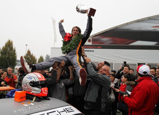 Porsche Italia ed il Motorsport stagione 2014 - Foto 2 di 3