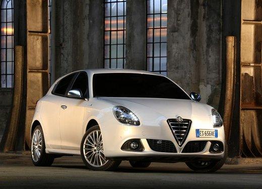 Alfa Romeo Giulietta, le dotazioni dei pacchetti Sport, Sportiva, Visibility, Lusso e Premium