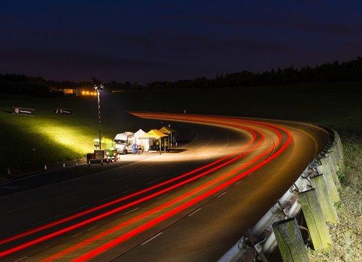 Opel Astra con motore diesel tenta il record mondiale di velocità - Foto 2 di 7