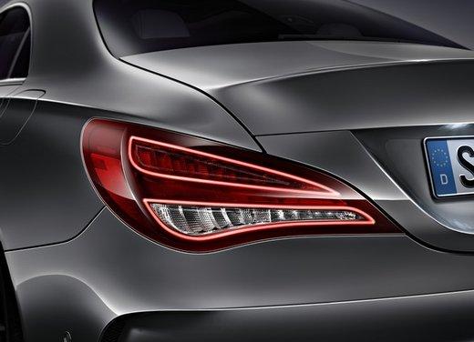 Mercedes CLA si aggiudica le 5 stelle EuroNCAP - Foto 2 di 4