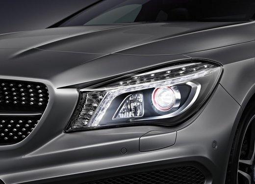 Mercedes CLA si aggiudica le 5 stelle EuroNCAP - Foto 4 di 4