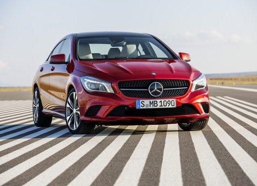 Mercedes CLA si aggiudica le 5 stelle EuroNCAP - Foto 1 di 4