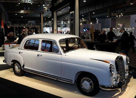Mercedes-Benz ad Auto e Moto d'Epoca 2013 a Padova - Foto 16 di 20