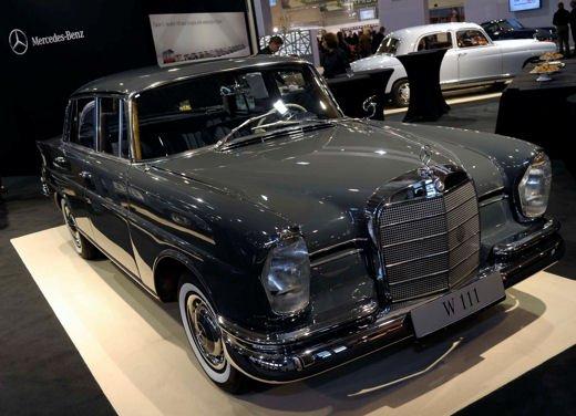 Mercedes-Benz ad Auto e Moto d'Epoca 2013 a Padova - Foto 19 di 20
