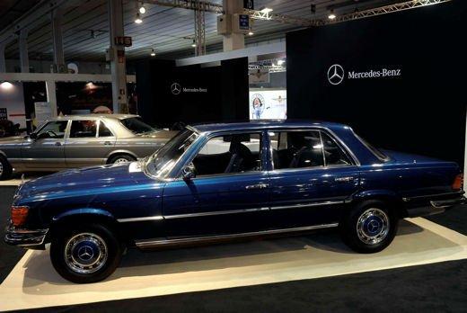 Mercedes-Benz ad Auto e Moto d'Epoca 2013 a Padova - Foto 1 di 20