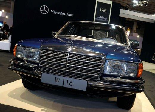 Mercedes-Benz ad Auto e Moto d'Epoca 2013 a Padova - Foto 2 di 20