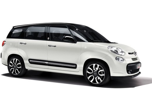 Fiat 500L Living a metano con motore Twin Air Turbo Bifuel